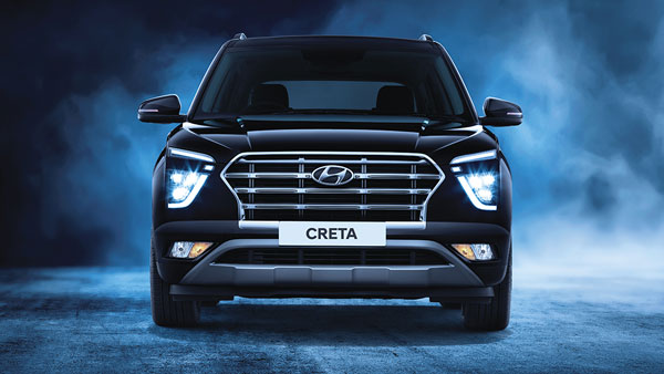Hyundai Creta E Variant Spotted At Dealership: Misses Out On Some Features!