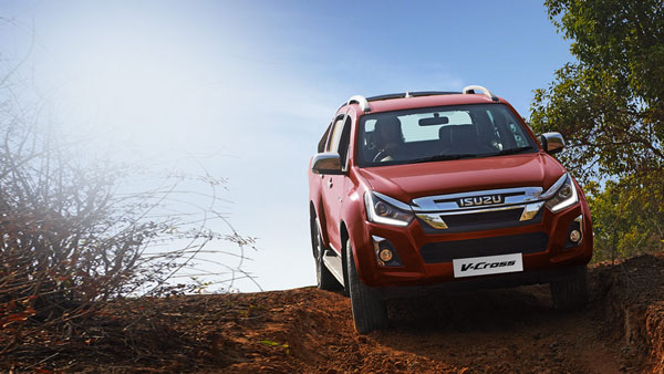 Isuzu D-Max V-Cross BS6 Teased Once Again By The Company: Here Are The Details!