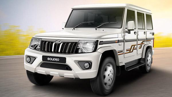 2021 Mahindra Bolero Facelift Spotted At Dealership: Gets Dual-Tone Colour Options