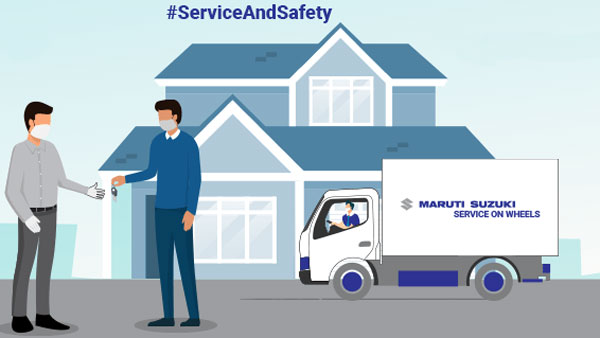Maruti Suzuki India Extends Its Free Service & Warranty Period For Customers Due To Covid-19