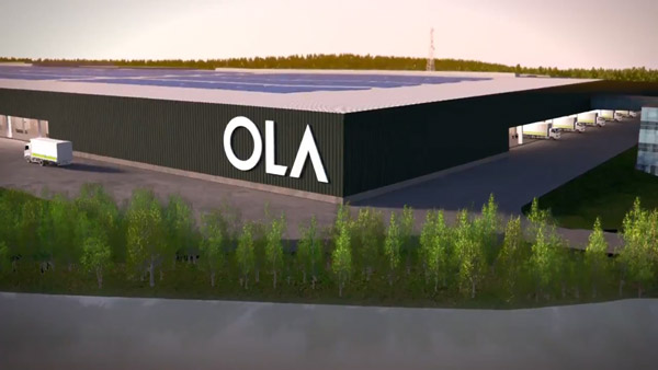 Ola Electric Appoints Wayne Burgess As Head Of Design: Manufacturing Plant Development In Full Swing