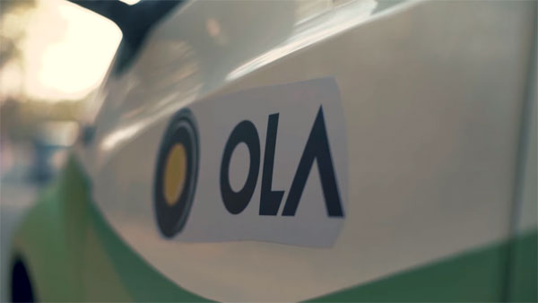 Ola Introduces Electric Vehicle Taxi Rides In London
