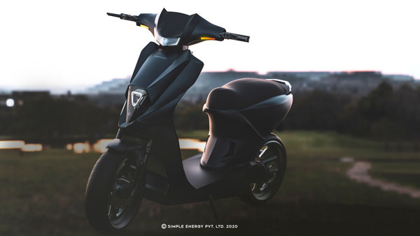 Simple Energy Electric Scooter India Launch On August 15 Starting At Rs 1.1 lakh: Price, Specs, Range, Features, Charge & Other Details