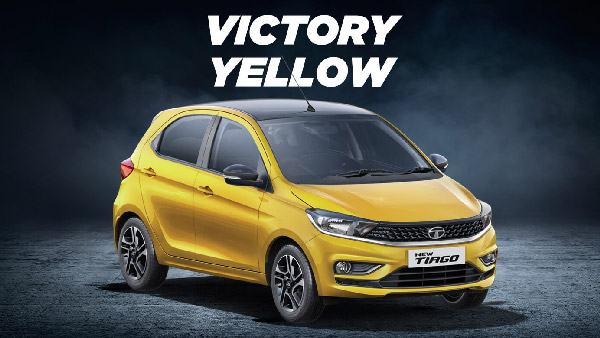 Tata Tiago Victory Yellow Colour Discontinued: Low Sales Could Be The Reason