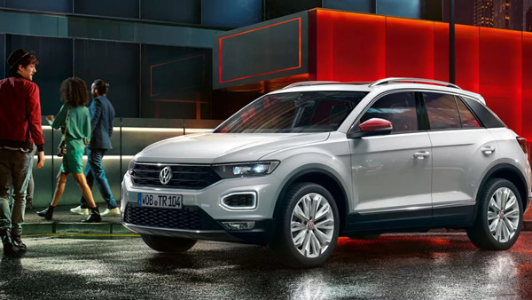 2021 Volkswagen T-Roc Bookings & Deliveries Details Announced