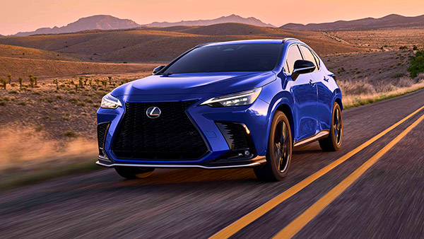 New Lexus NX SUV Revealed Globally: India Launch Likely