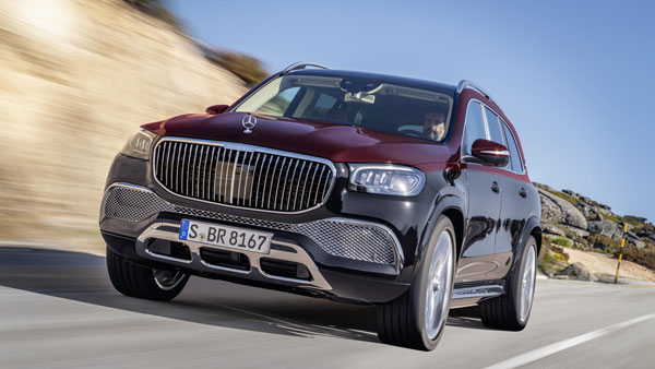 Mercedes-Maybach GLS 600 Launched In India At Rs 2.43 Crore — The Ultimate Luxury SUV?