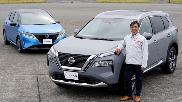 Tired Of Hearing The Same Old In-Car Alert Sounds? Nissan & Game Developer To Create New Sounds
