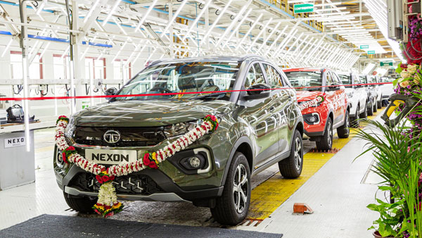 Tata Nexon Hits 2,00,000 Units Production Milestone: What's Next For the Compact SUV?