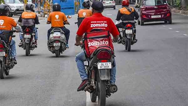 Zomato To Completely Switch To Electric Vehicles By 2030 — EVs For Eco-Friendly Food Delivery