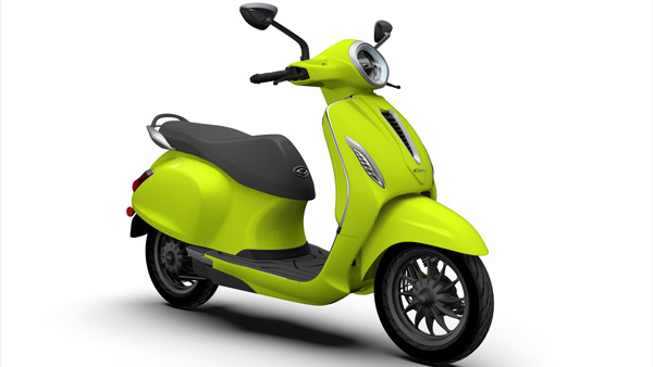 Bajaj Chetak Bookings Reopen: High Demand For The Electric Scooter Continues In These Cities