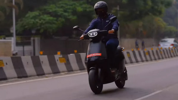 Ola Electric Scooter To Be Home Delivered — e-Scooter Will Be Sold Directly To Buyers