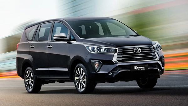 Toyota Innova Crysta Price Increase Announced: 2 Percent Price Hike Effective From August