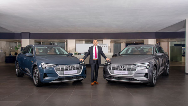 Audi e-Tron Launched In India At Rs 99.99 Lakh: SUV & Sportback, 400km Range, 402bhp Available