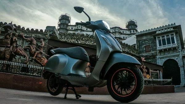 Bajaj Chetak Electric Scooter Nagpur Prices Revealed