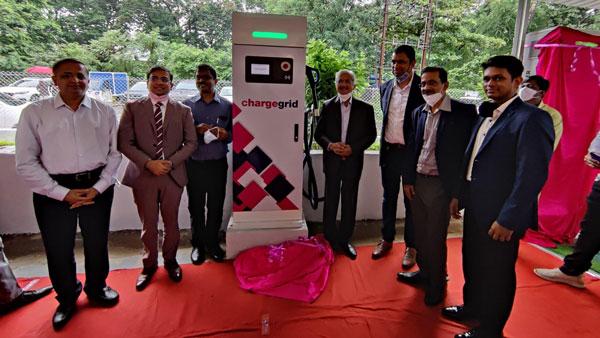 India's Largest EV Charging Station Commences Operations In Navi Mumbai