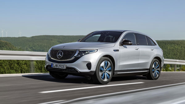 Mercedes-Benz EQC Price Increase By Rs 4.7 Lakh: Second Batch Deliveries To Start In September