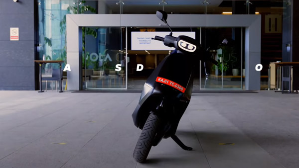 Ola Electric Scooter To Be Home Delivered: e-Scooter Will Be Sold Directly To Buyers