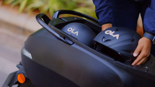 Ola Electric Scooter Video Released  - xola electric scooter video11 1625238180 - Ola Electric Scooter Video Released Ahead Of India Launch: Largest Storage Space, 150km Range Available