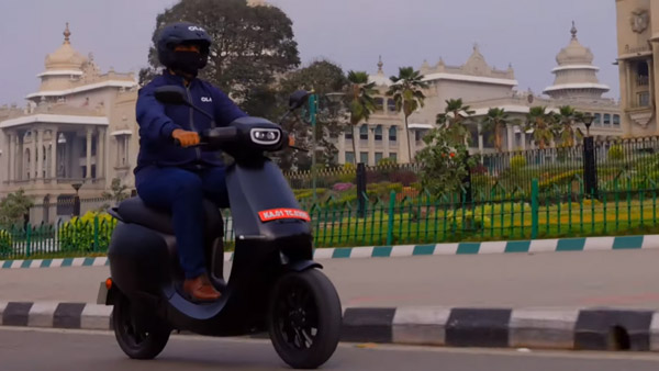 Ola Electric Scooter Video Released  - xola electric scooter video5 1625238146 - Ola Electric Scooter Video Released Ahead Of India Launch: Largest Storage Space, 150km Range Available