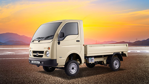 Tata Ace Gold Petrol CX Launched At Rs 3.99 Lakh: India's Most-Affordable 4-Wheeler LCV