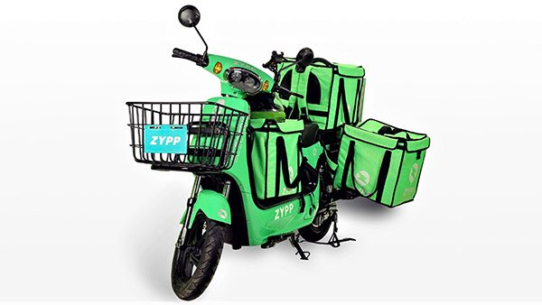 Zypp Cargo Electric Scooter Launched At Rs 59,000 — Electric Revolution For Last-Mile Delivery