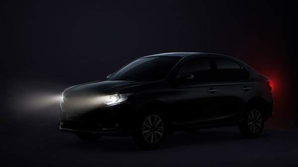 Honda Amaze Facelift Bookings Open: New Teaser Released Ahead Of India Launch