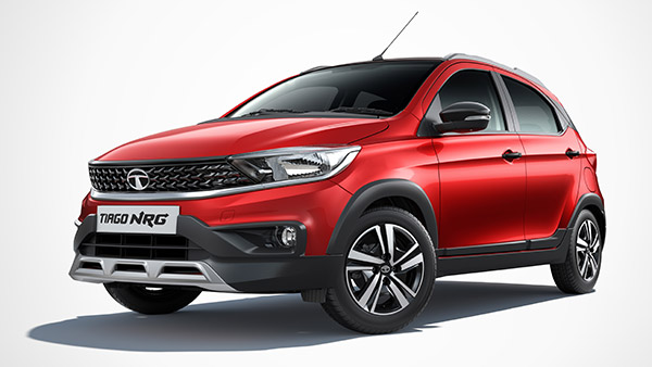 New Tata Tiago NRG Launched In India At Rs 6.57 Lakh: New Exterior Design, Colours & More Available