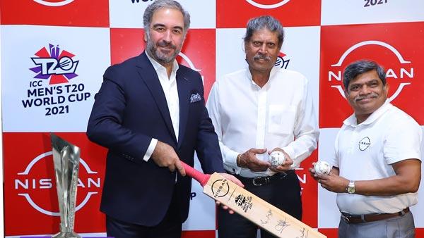 Nissan Magnite T20 World Cup Official Car: Kapil Dev To Promote The Virtual Trophy Tour