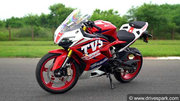 2021 TVS Apache RR 310 Review — Fully Adjustable Suspension & Performance Race Track-Tested