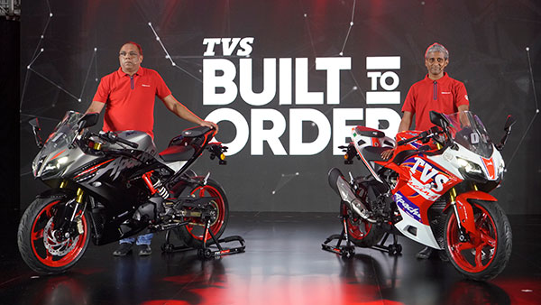 'Built To Order' Platform Allows For The Customisation Of Apache RR 310; First Batch Sold Out
