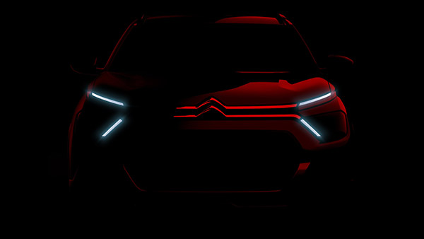 Citroen C3 India Launch Teased Ahead Of Its Unveil On September 16: 130bhp Flex-Fuel Engine