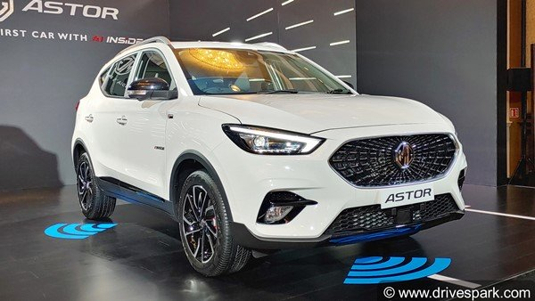 MG Astor First Look Review — The Most Advanced MG Yet Is Quite Impressive