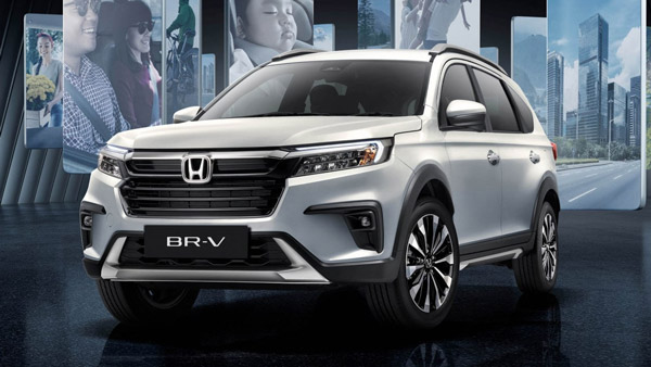 New Honda BR-V Revealed; Comes With ADAS And Many Other Advanced Features