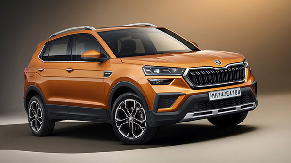 Skoda Kushaq Style Variant Gets Updated; Kushaq Style Variant Now Receives 6 Airbags & TPMS