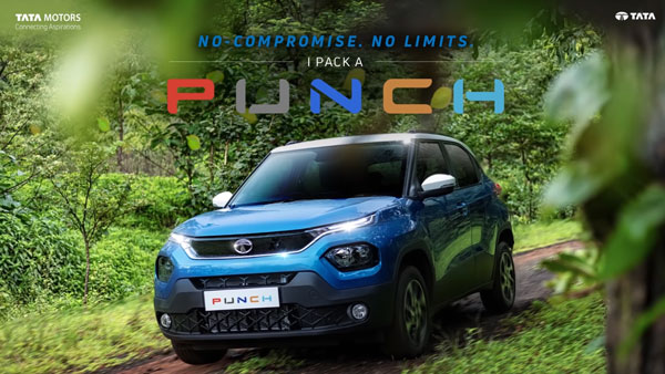 Tata Punch Will Get An Automatic Transmission; Traction Pro Mode In Automatic Variants