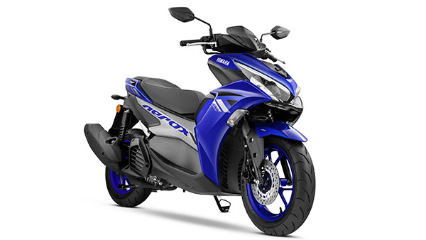 Yamaha Aerox 155 Launched In India; Powered By R15 Sourced 155cc Engine With VVA