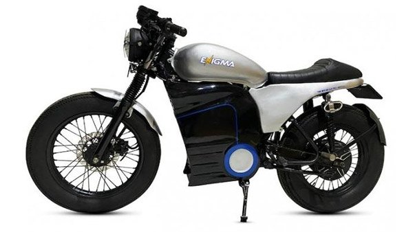 Enigma Automobiles Reveals Electric Cafe Racer — Bookings Open Now