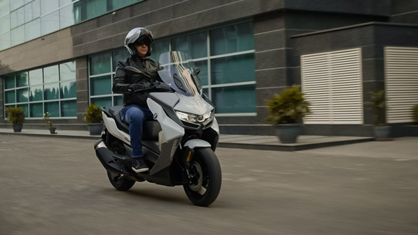 BMW C 400 GT Launched In India For Rs 9.95 Lakh