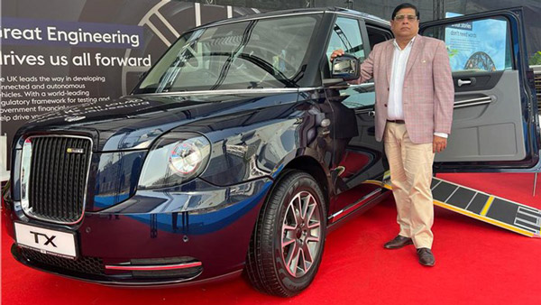 LEVC TX India Launch Soon — Iconic London Cab Set To Hit Indian Streets