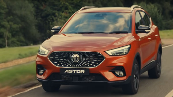 MG Astor Launched In India; Prices Start From Rs 9.78 Lakh