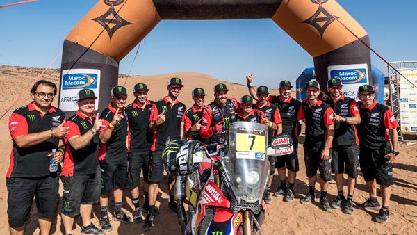 Pablo Quintanilla Wins The 2021 Rallye Du Maroc