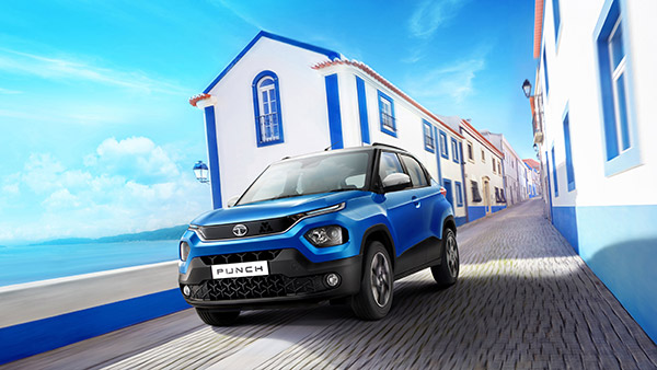 Tata Punch Unveiled In India; Bookings Now Open