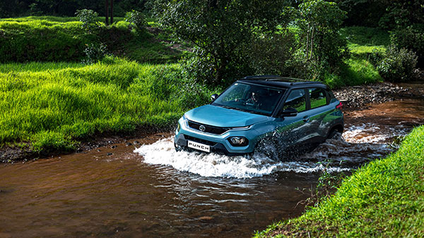 Tata Punch Launched: Prices Start From Rs 5.49 Lakh