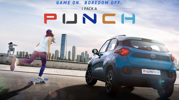 Tata Punch Variants Explained; Comes In Four Variants & Seven Colours