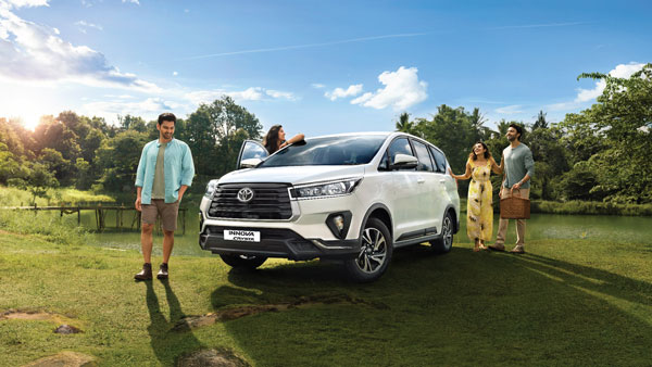 Limited-Edition Toyota Innova Crysta Launched In India: Comes With HUD, 360-Degree Camera, And More Features