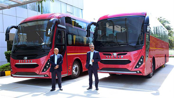 VECV Launches New Range Of Coach And Sleeper Buses In India