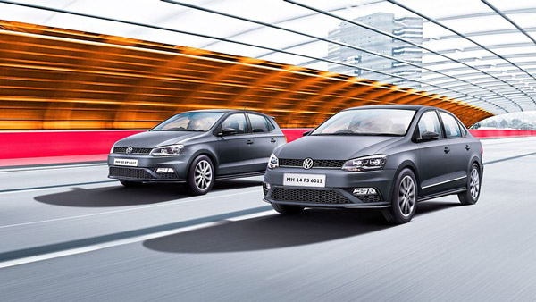 Volkswagen Polo And Vento Matt Edition Launched In India