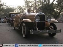 21 Gun Salute Vintage Car Rally 2015