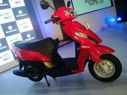 Also read: Suzuki Let's Scooter Unveiled By Parineeti Chopra